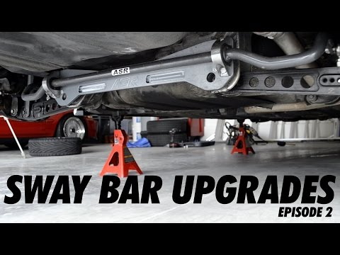 Project Civic - Sway Bar Install Ep. 2