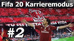 Fifa 20 AC Mailand Karrieremodus : weitere krasse Transfers + das Ende der Transferperiode #2