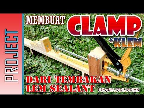 Cara Membuat Clamp F
