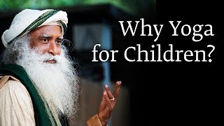 Why Yoga for Children?