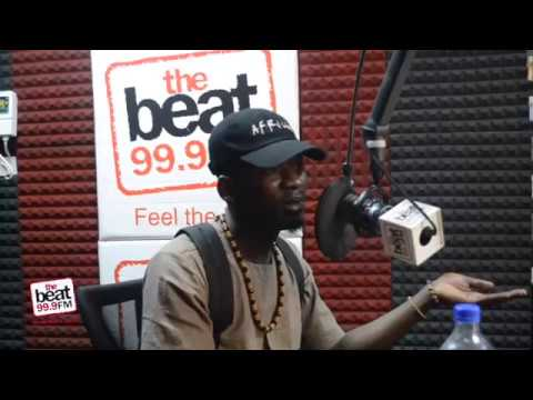 Mr Eazi Explains the Ghanaian/Nigerian Rivalry - Speaks to ...