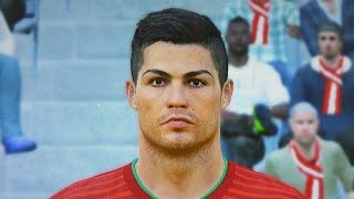 PES 2015 Faces & Starheads Thumbnail