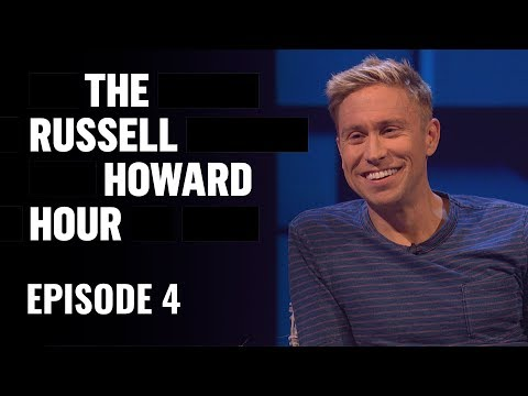 The Russell Howard Hour - Series 1, Episode 4