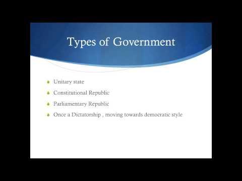 Singapore: Political Environment