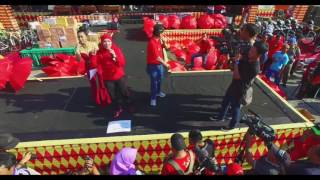 Bandar Lampung Memerah di HUT 335