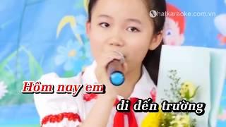 Thương Lắm Thầy Cô Ơi -  Nhật Lan Vy -  Karaoke -  Beat Chất Lượng Cao
