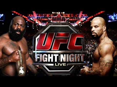 Kimbo Slice vs. Houston Alexander #MMA Fight