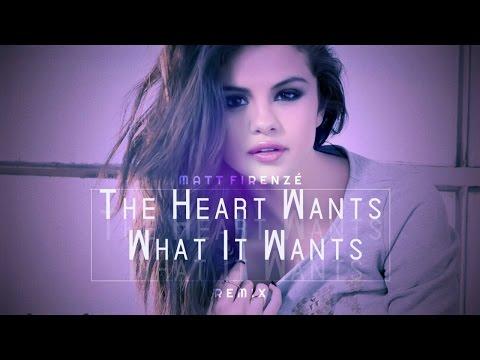Selena Gomez - The Heart Wants What It Wants (Matt Firenzé Remix)