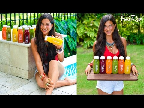 How to Do a 3-Day Juice Cleanse!