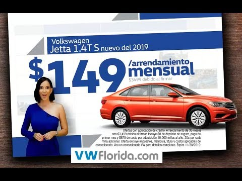 Volkswagen South Florida - Model Year End - Jetta - Spanish
