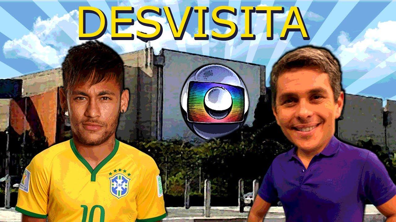 Ivan Moré abre as portas da Rede Globo para o Desimpedidos!