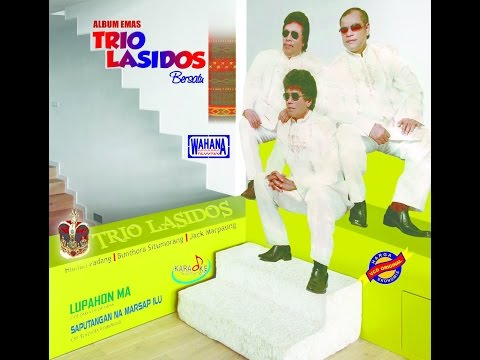 Trio Lasidos Bersatu - Saputangan Na Marsap ILU