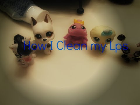 How I Clean my LPS
