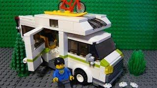LEGO САМОДЕЛКА #26 | Дом На Колесах / Camper(Как построить дом на колесах из лего? Если вы восхитительный строитель и проектируете свой лего-город,..., 2016-07-18T12:41:16.000Z)
