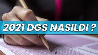 Dgs Sınav Değerlendirmesi-2021 Dgs Nasıldı-2021 DGS