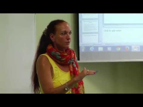 Andrea Beckmann - European Group 43th Annual Conference, Tallinn 2015