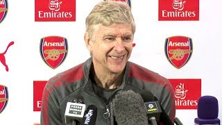 Arsene Wenger Full Pre-Match Press Conference - Arsenal v Chelsea - Carabao Cup