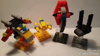 Мини модели Lego Star wars лего звездные войны  самоделка лего, lego, brick