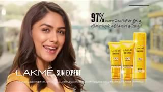 Lakmé Sun Expert - Expert Protection for your skin - Tamil