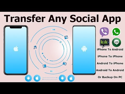 How To Transfer Whatsapp From IPhone To Android Or Android To IPhone