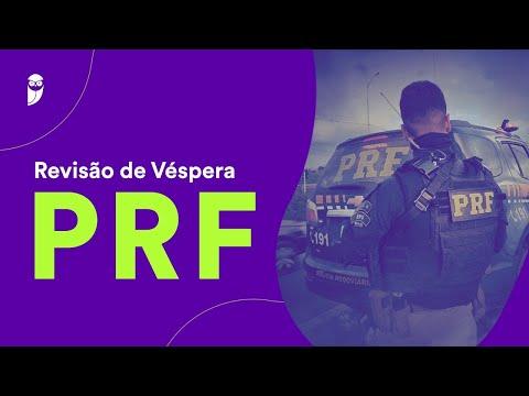 Revisão de Véspera PRF