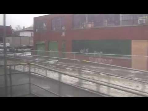 VIA Rail Canada Train #84 Ride from Kitchener to Toronto