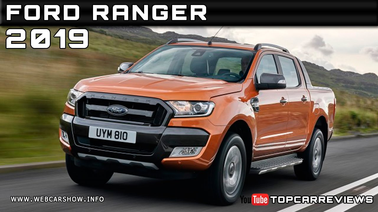 2019 ford ranger review rendered price specs release date