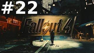Fallout 4 Прохождение 22 - Путь Свободы и Подземка
