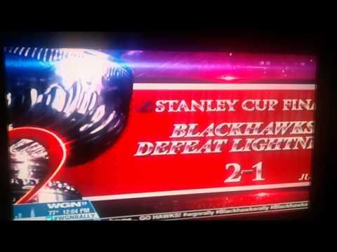 2015 Chicago Blackhawks Celebration Video Montage