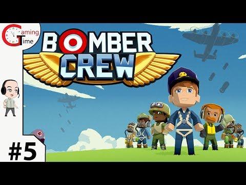 Bomber Crew | #5 | أنا أكره هذه اللعبة XD