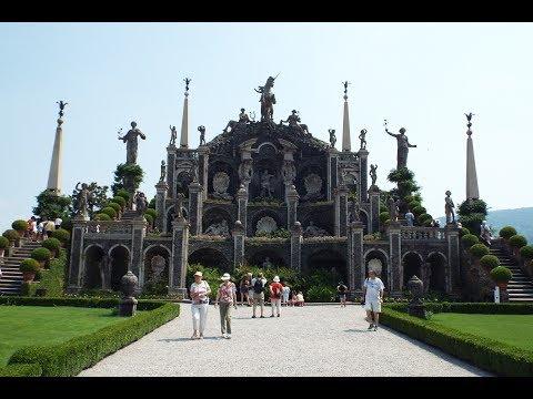 Isola Bella & Borromeo Palace!