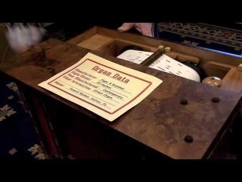 Musical Box Society International Christmas Exhibit