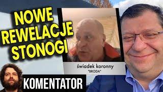 Zbigniew Stonoga Szantażuje Ziobro PIS i Pokazuje Mocne Nieprzyzwoite Zdjęcia Analiza Komentator PL