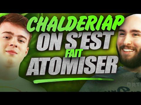 Vidéo d'Alderiate : [FR] ALDERIATE & CHAP - GRAND MASTER - 8.24 - JE SUIS LA YES LIFE ET TOI ?