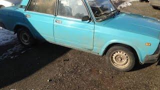 ВАЗ 2107 36000 грн В рассрочку 953 грнмес  Киев ID авто 241416