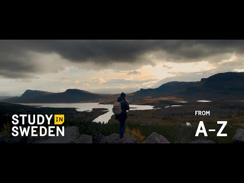 Study in Sweden from A to Z
