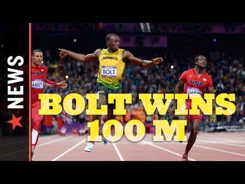 Usain Bolt Wins Gold in 100m – Track and Field Weekend Highlights – 2012 Olympics