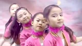 [快乐儿童] 娃娃的故事 -- 童星合集民謠金曲風VOL.2 (Official MV)