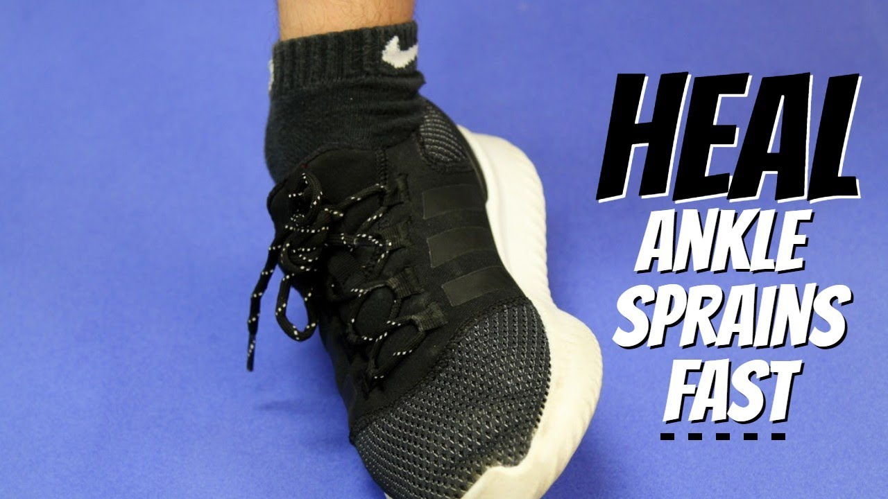 What You Need To Know To Wrap A Sprained Ankle Safely And Correctly