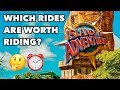 Wait Times... Is It Worth It? - Islands of Adventure Edition