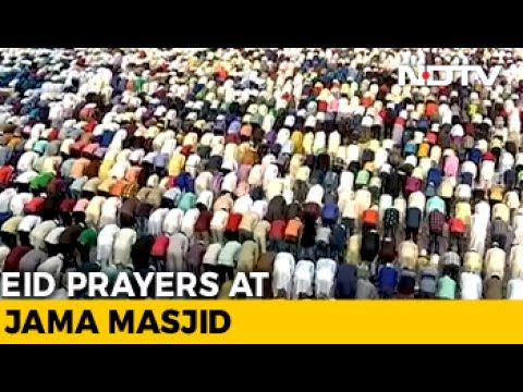 Muslims Celebrate Eid