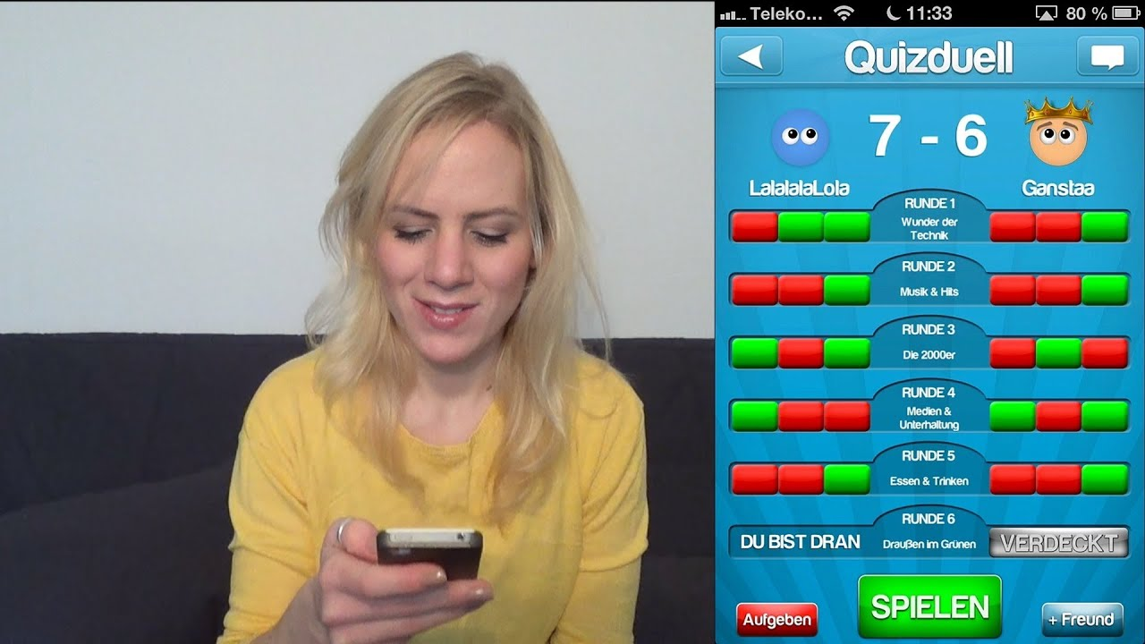 Rating Bei Quizduell