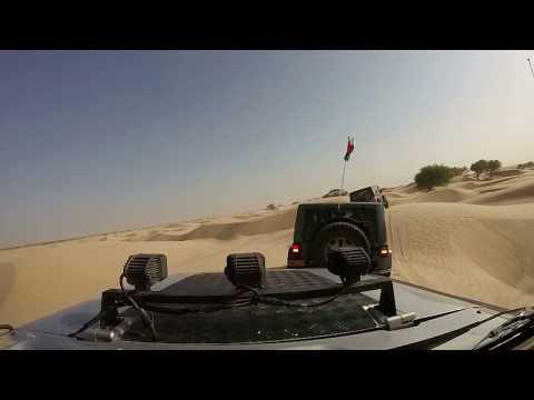 Guide Oman Sharqiyah crossing