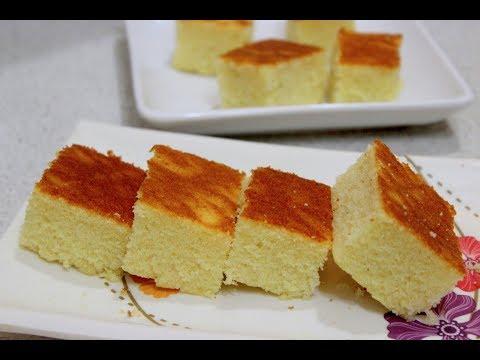 ഓവനും ബീറ്ററും ഇല്ലാതെ ടീ കേക്ക് ||Bakery Style Tea  Cake without Oven||Anu's Kitchen||2018