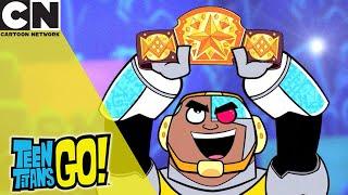 Teen Titans Go! | Battle Royale  | Cartoon Network UK