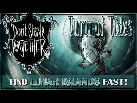 Find The Lunar Biome FAST | Don't Starve Together Guide Return Of Them