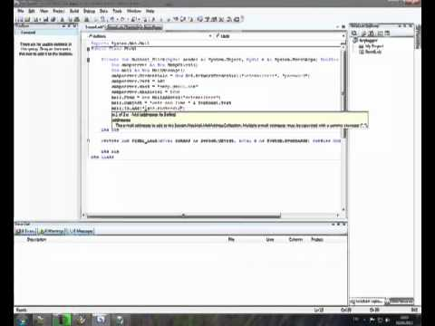 How to make a simple keylogger sending email youtube how to make a simple keylogger sending email ccuart Images