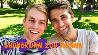 VIENNA'S IMPERIAL ZOO | Travel Vlog | Will and James