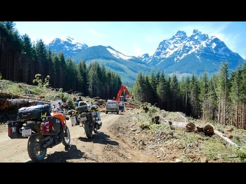 Trans Canada Adventure Trail - Vancouver Island