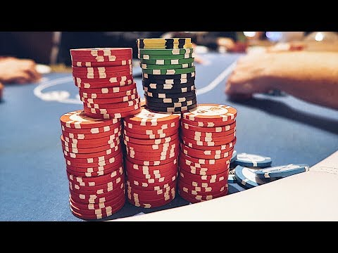 Casual 600BB Pots with Pocket Kings... !